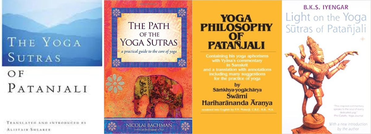 4 Fantastic Yoga Sutra Books Richard Gartner Frameworks Yoga